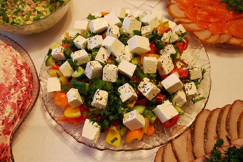 Греческая кухня рецепты с фото салаты